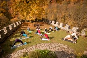 Castle Yoga